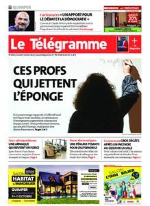 Le Télégramme Quimper – 09 octobre 2021