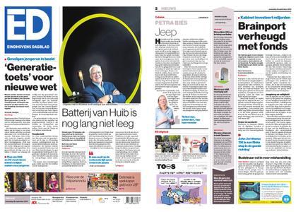 Eindhovens Dagblad - Helmond – 18 september 2019