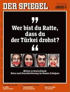 Der Spiegel - 19. November 2017