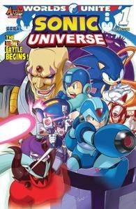 Sonic Universe 076 2015 digital