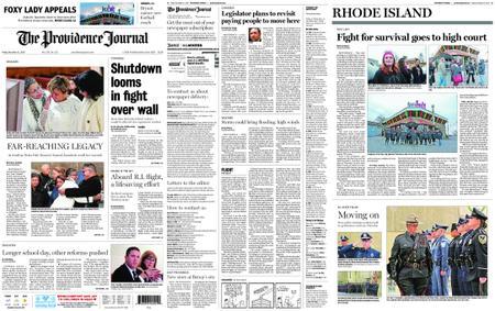 The Providence Journal – December 21, 2018