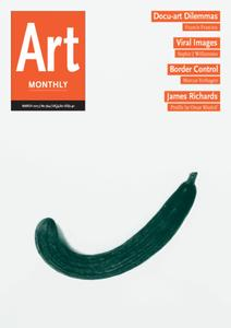 Art Monthly - March 2013   No 364