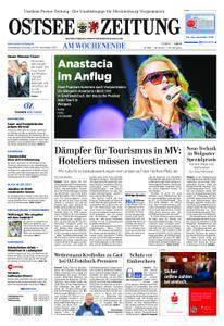 Ostsee Zeitung Wolgast - 18. November 2017