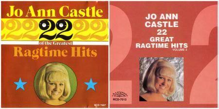 22 Great Ragtime Hits Volume 2
