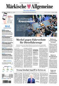Märkische Allgemeine Westhavelländer - 12. April 2018