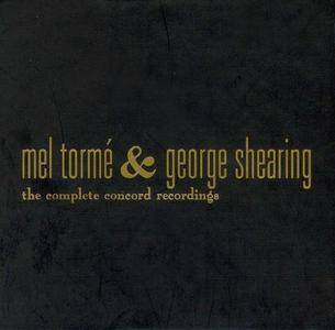 Mel Tormé & George Shearing - The Complete Concord Recordings (2002)