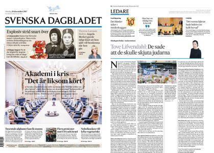 Svenska Dagbladet – 10 december 2017