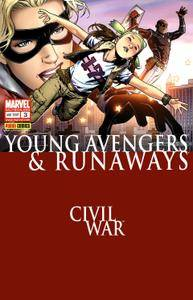 Young Avengers 03 - Young Avengers - Runaways Panini 26 07 2007