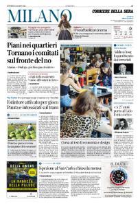Corriere della Sera Milano – 30 agosto 2019