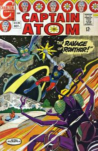 Captain Atom 88 (Charlton) (Oct 1967)