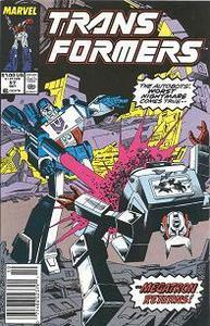 Transformers Issue #57 Vol. 1