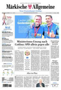 Neue Oranienburger Zeitung - 02. Mai 2019