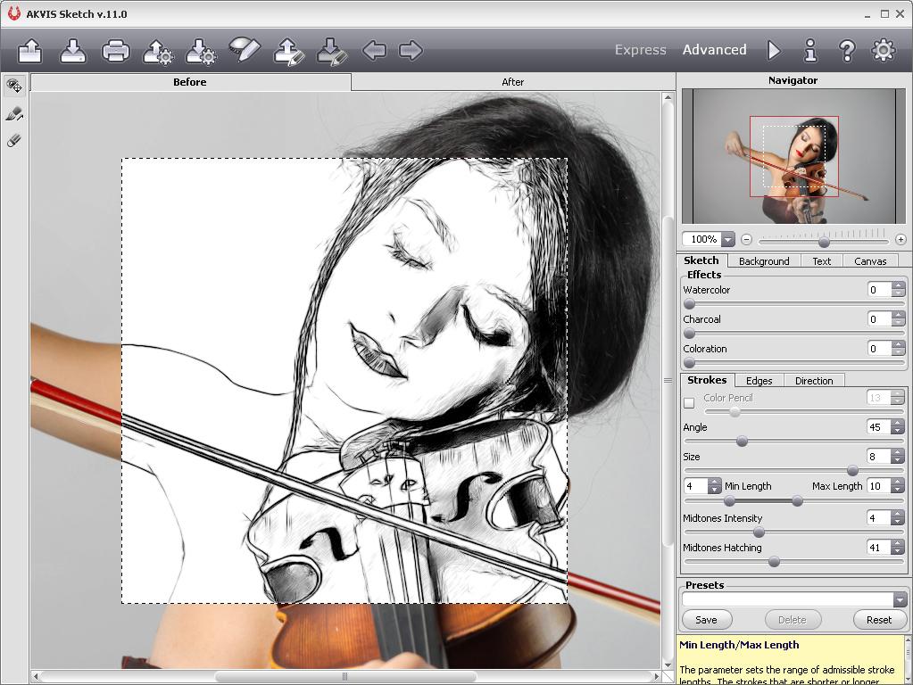 AKVIS Sketch 12.0.2209.7519 Multilanguage (Business License)