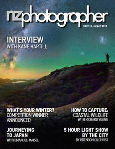 NZPhotographer - August 2018