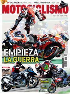 Motociclismo España - 25 septiembre 2018
