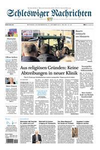 Schleswiger Nachrichten - 30. Oktober 2019