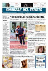 Corriere del Veneto Padova e Rovigo – 10 ottobre 2019