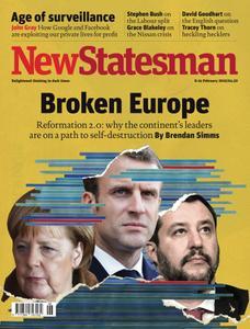 New Statesman - 8 - 14 February 2019