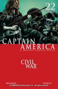 Captain America Vol 2005 22 November 2006