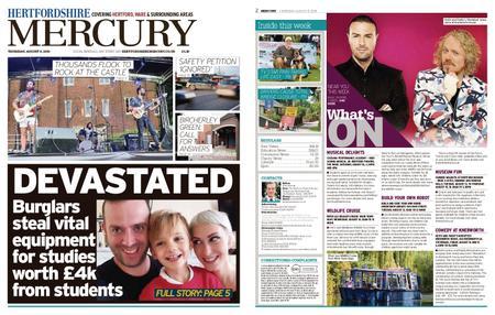 Hertfordshire Mercury – August 08, 2019