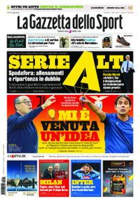 La Gazzetta dello Sport Sicilia – 21 aprile 2020
