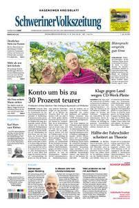 Schweriner Volkszeitung Hagenower Kreisblatt - 05. Mai 2018