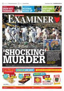 The Examiner - August 21, 2018