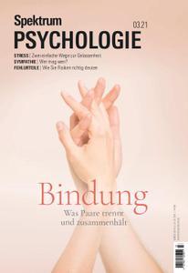Spektrum Psychologie – März 2021