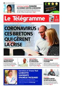 Le Télégramme Guingamp – 06 mars 2020
