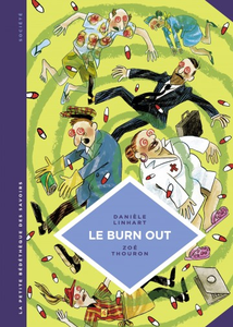 La Petite Bédéthèque des Savoirs - Tome 28 - Le Burn out (2019)