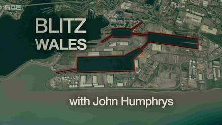 BBC - Blitz Wales with John Humphrys (2015)