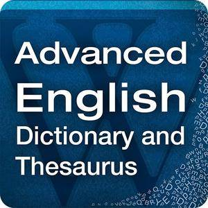 Advanced English Dictionary & Thesaurus v9.1.347 [Premium+ Data]