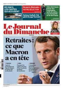 Le Journal du Dimanche - 01 septembre 2019