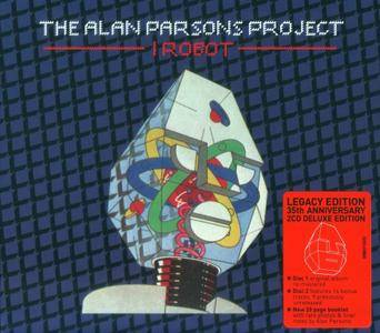The Alan Parsons Project - I Robot (1977) {2013, Legacy Edition, 35th Anniversary Deluxe Edition, Remastered}