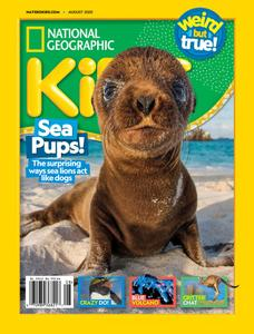 National Geographic Kids USA - August 2020