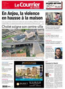Le Courrier de l'Ouest Cholet – 13 mars 2021