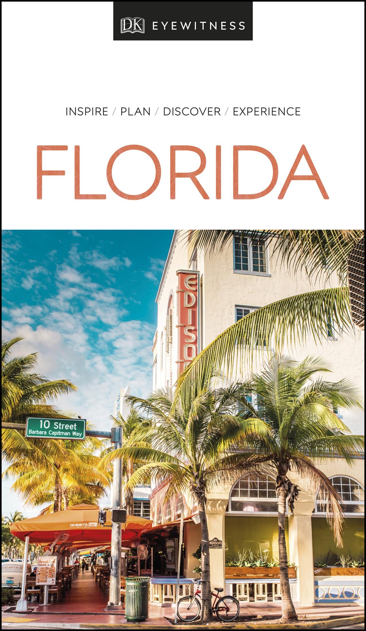 DK Eyewitness Travel Guide Florida, 2019 Edition / AvaxHome