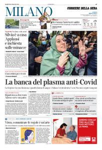 Corriere della Sera Milano – 12 maggio 2020