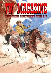 Tex Willer – Magazine N.18 (01-2019)