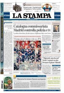 La Stampa Imperia e Sanremo - 22 Ottobre 2017