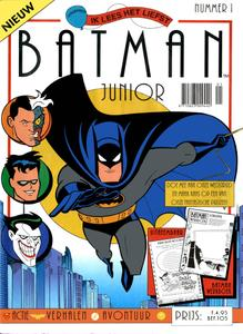 Batman Junior - 03 - Nummer 3