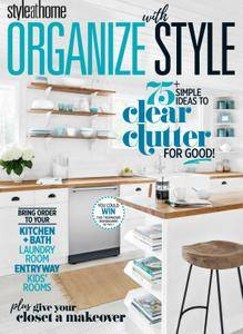 Style at Home Special Issue - August 2016
