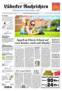 Lübecker Nachrichten Ostholstein Süd - 21. Juni 2018