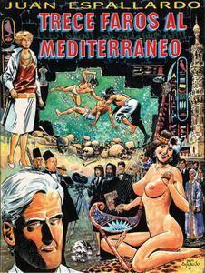 Sickles y Toth 2: Trece faros al Mediterraneo, de Juan Espallardo
