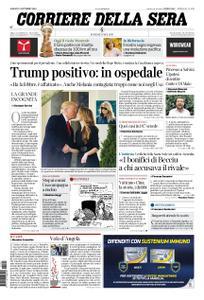 Corriere della Sera – 03 ottobre 2020