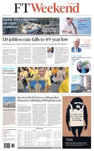 Financial Times USA - May 4, 2019
