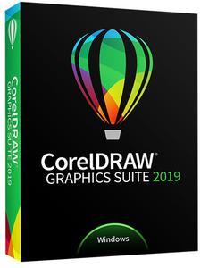 CorelDRAW Graphics Suite 2019 v21.2.0.706 Portable