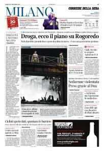 Corriere della Sera Milano – 04 dicembre 2018