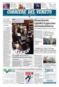 Corriere del Veneto Padova e Rovigo - 9 Febbraio 2018