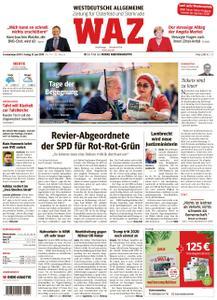 WAZ Westdeutsche Allgemeine Zeitung Oberhausen-Sterkrade - 20. Juni 2019